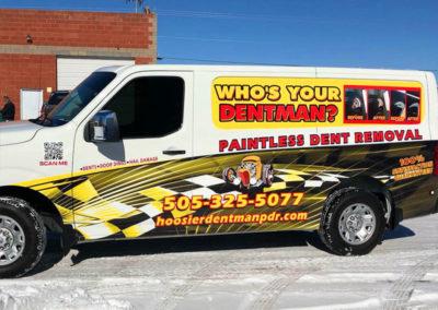Mobile PDR Van